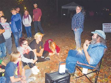 Midnight at Moonville set for Saturday night