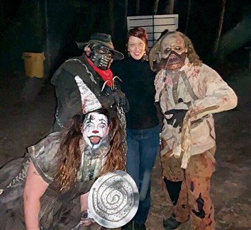 Midnight at Moonville: Scares, fun time for all