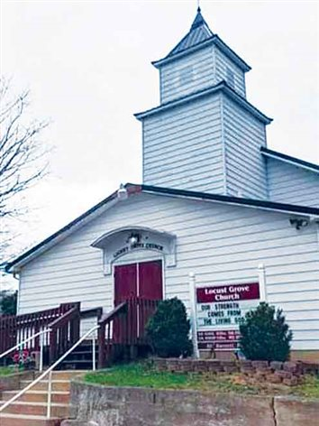 11 COVID-19 CASES tied to Locust Grove Church in Vinton County