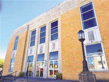 Vinton County Commissioners approve large roofing project